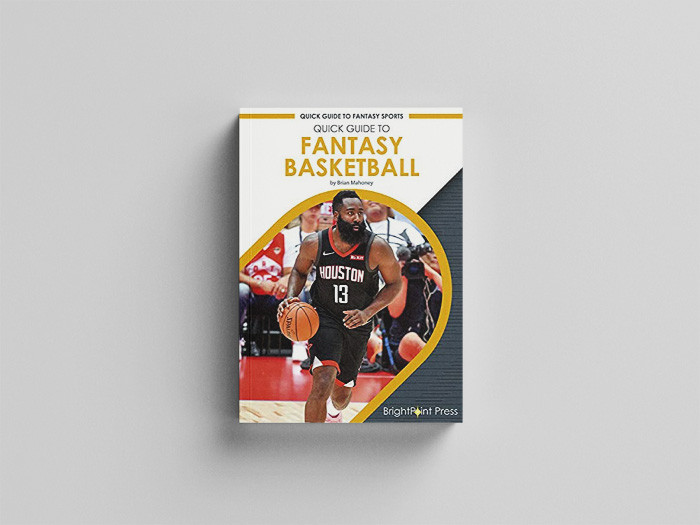 Quick Guide to Fantasy Basketball, Cover