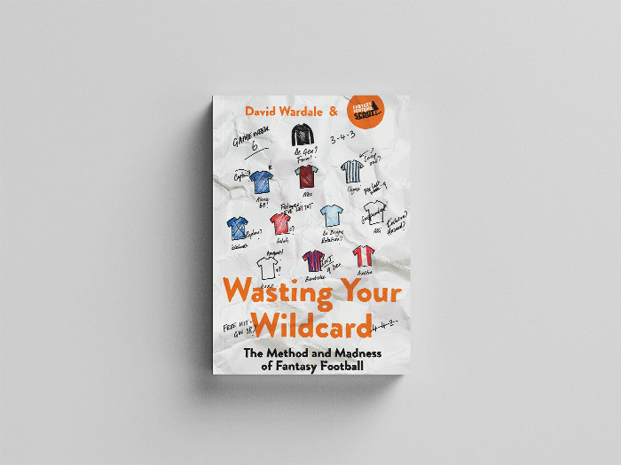 Wasting Your Wildcard, Cover