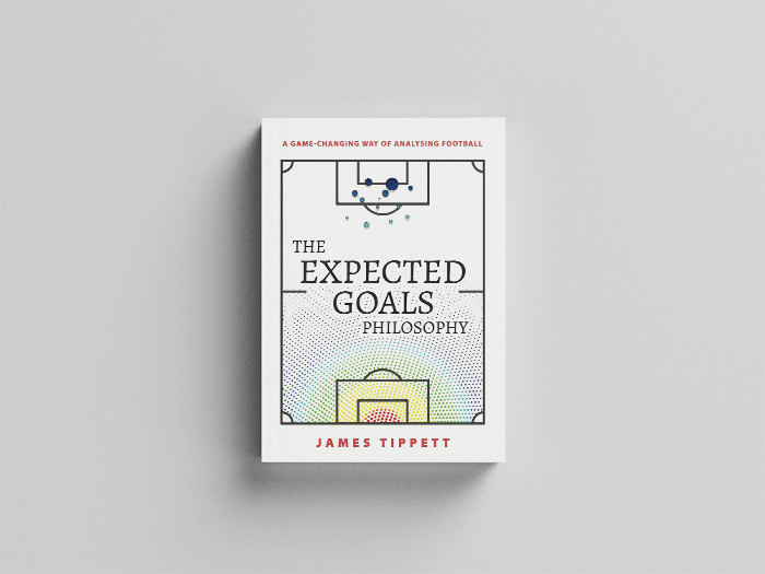 The Expected Goals Philosophy, Cover