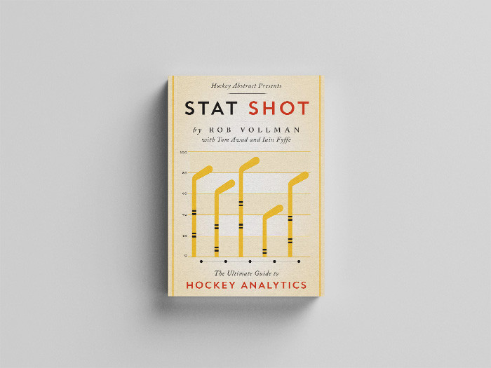 Stat Shot, Cover